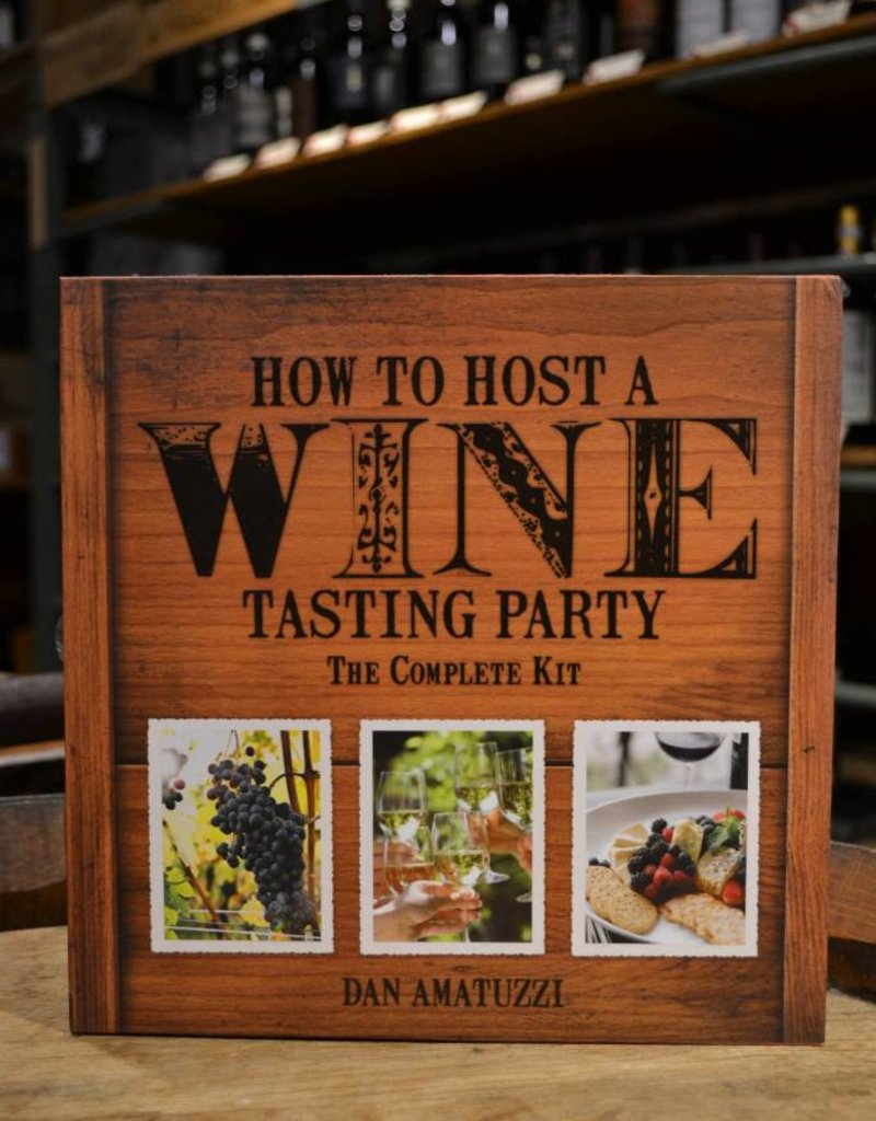 How to host a wine tasting board game