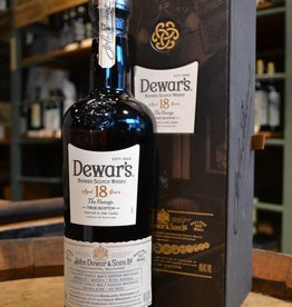 Dewars Scotch 18 Years Old