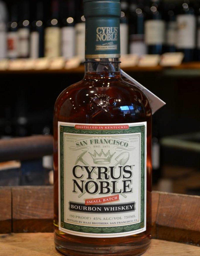 Cyrus Noble Small Batch Bourbon Whiskey