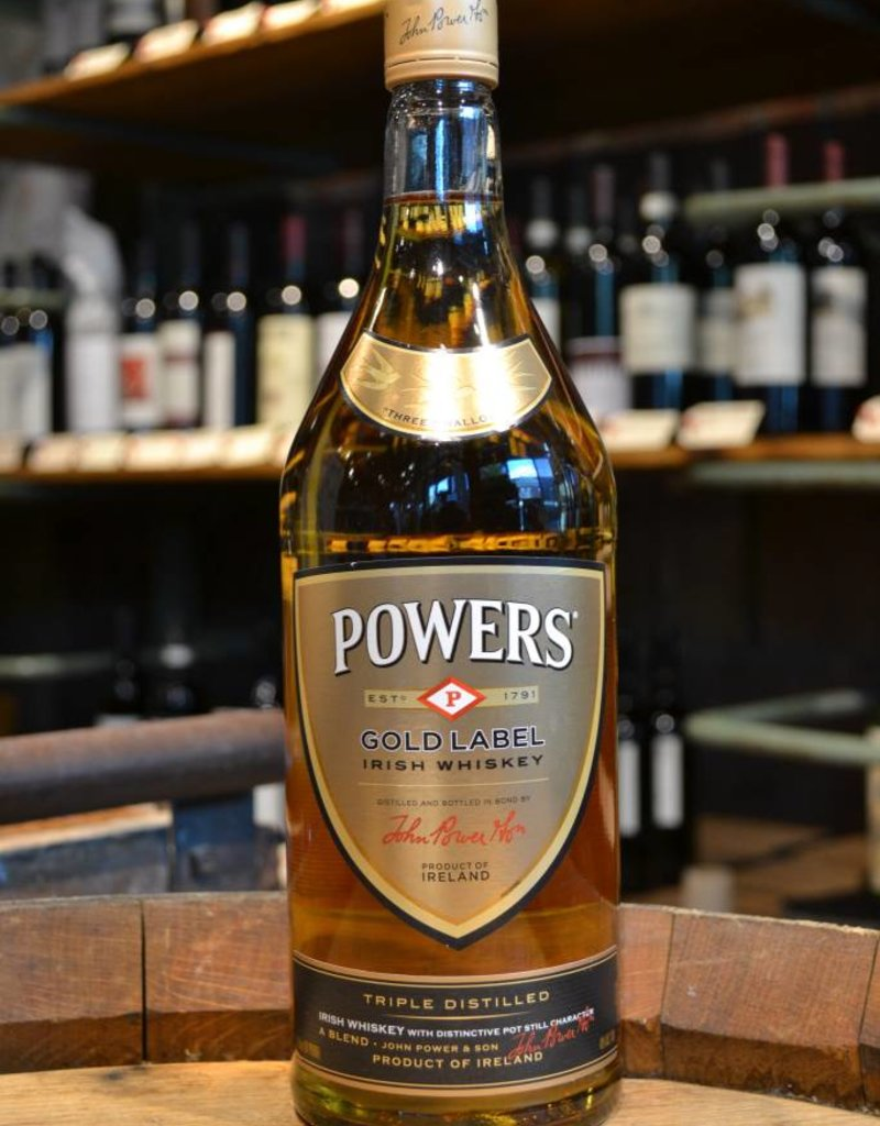 John Powers Whisky 1L