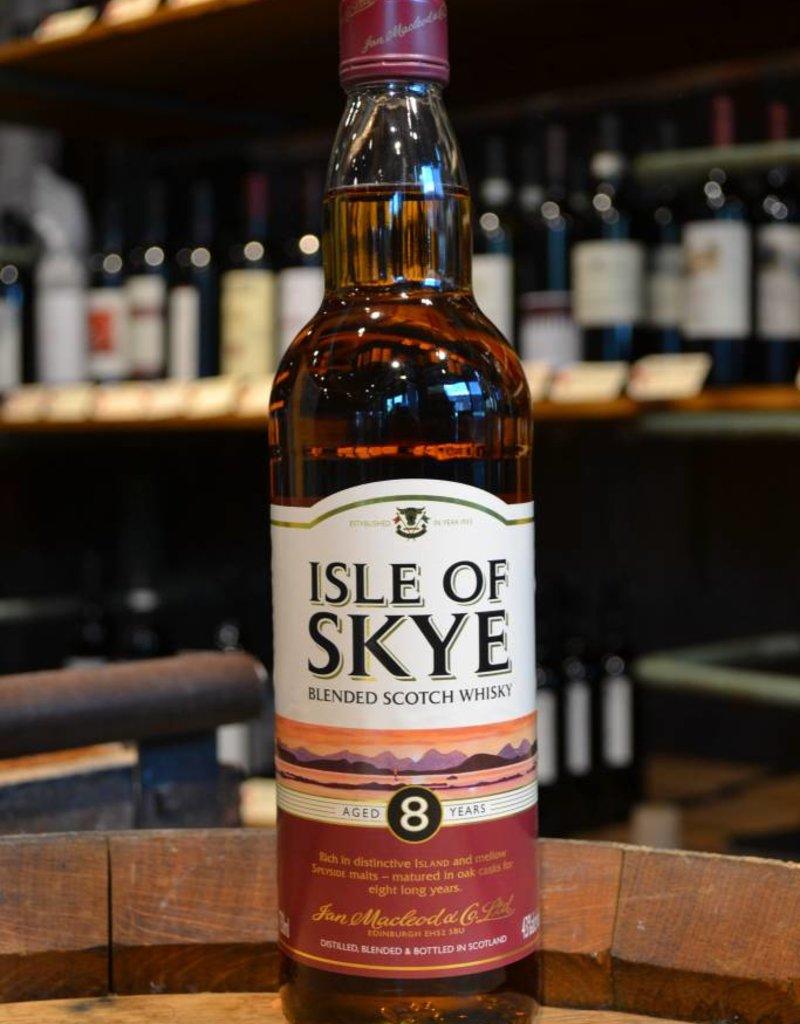 Isle of Skye 8 year Scotch