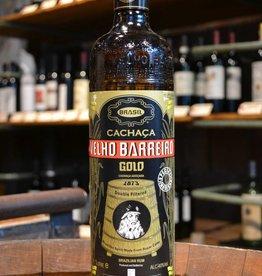 Velho Barreiro Gold Cachaca 1 Liter