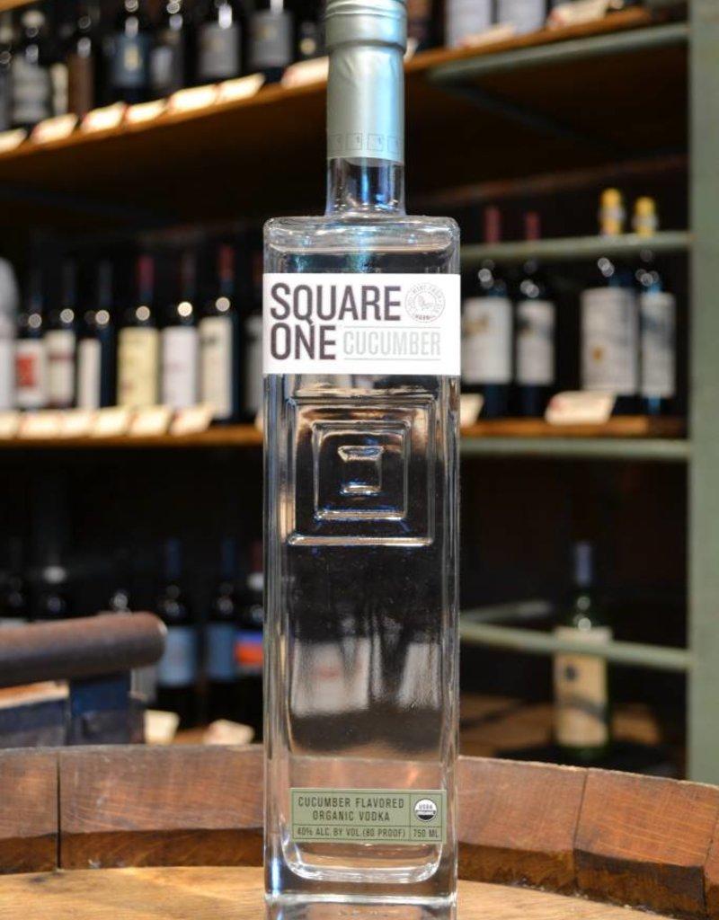 Square One Organic Cucumber Vodka