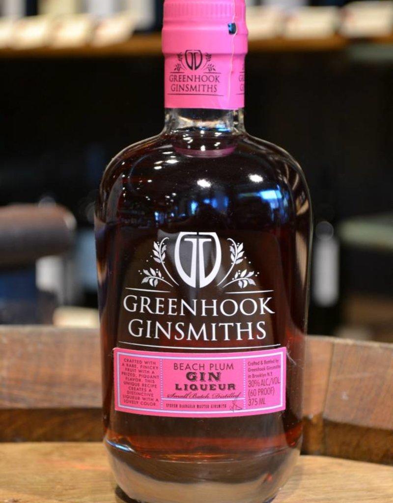 Greenhook Beach Plum Gin 375ml