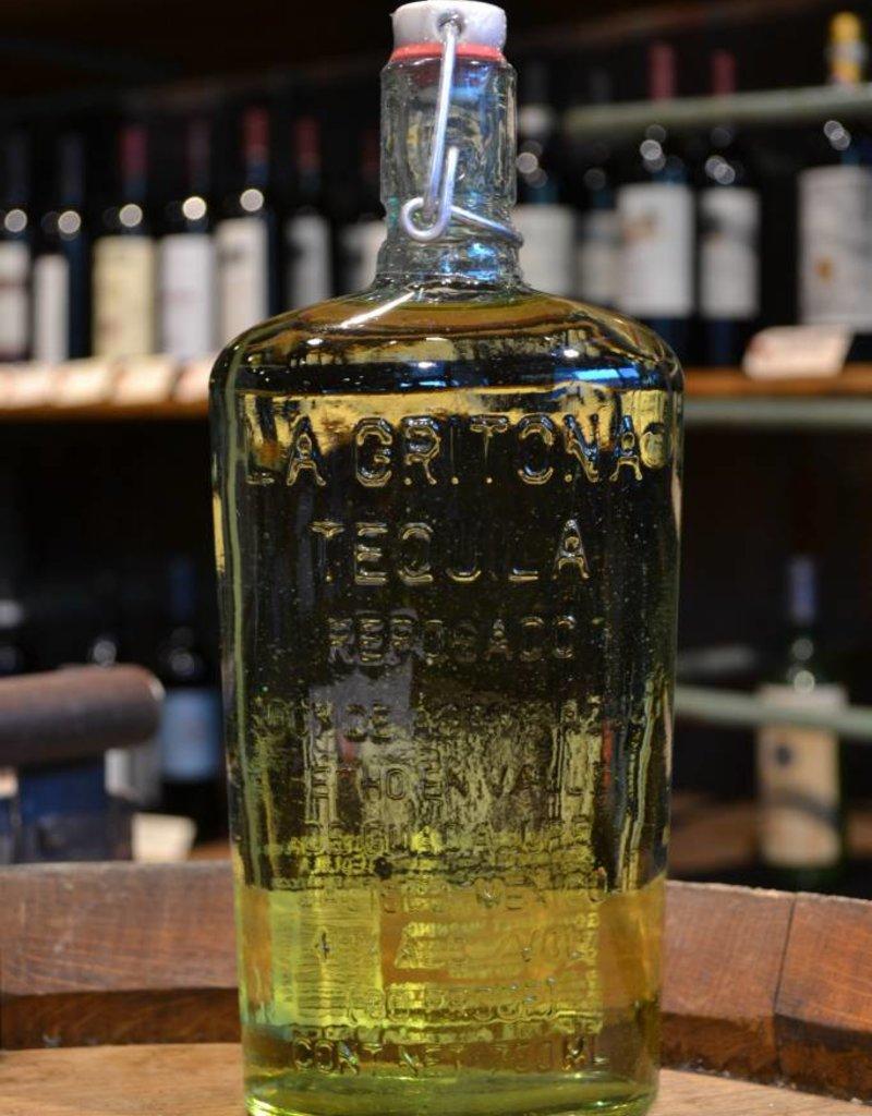 La Gritona Tequila Reposado 100% Agave Azul
