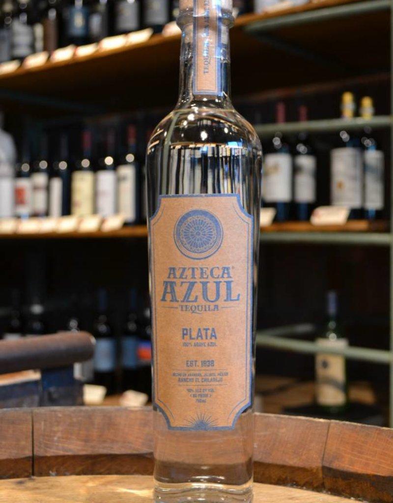 Rancho El Chilarejo Azteca Azul Tequila Plata 100% Agave Azul 750ml