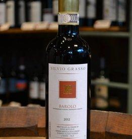 Silvio Grasso Barolo 2013 375ml