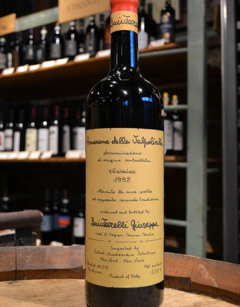Vintage Giuseppe Quintarelli Amarone della Valpolicella 1998 MAGNUM