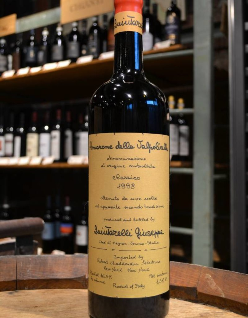 Vintage Quintarelli Amarone della Valpolicella 1998 MAGNUM