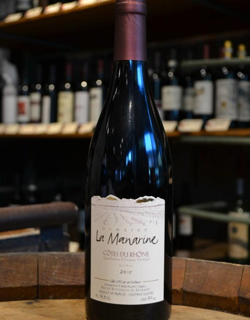 Domaine La Manarine Cotes Du Rhone 2016