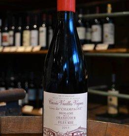 Dutraive Domaine De La Grand'Cour Fleurie Cuvee Champagne Vieilles Vignes 2015