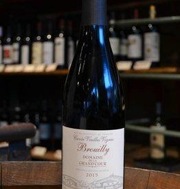Dutraive Domaine de la Grand Cour Brouilly Cuvee Vieilles Vignes 2015