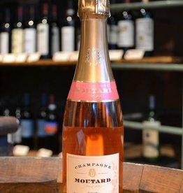 Moutard Brut Rose de Cuvaison Champagne NV 375ml