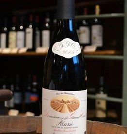 Dutraive Domaine De La Grand'Cour Fleurie Cuvee Vieilles Vignes Les Clos 2015