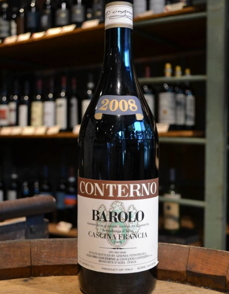 Giacomo Conterno Cascina Francia Barolo 2008 MAGNUM