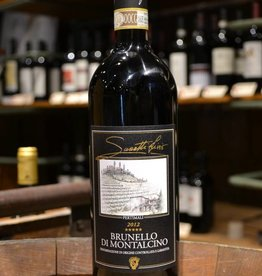 THANKSGIVING PICKS Livio Sassetti Pertimali Brunello Di Montalcino 2012