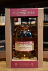 The Glenrothes Vintage Reserve Speyside Single Malt Scotch Whisky