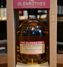 The Glenrothes Vintage Reserve Speyside Single Malt Scotch Whisky