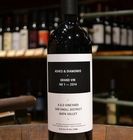 Ashes & Diamonds Grand Vin A & D Vineyard 2014