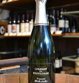 Francois Mikulski Cremant de Bourgogne Brut 2012