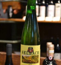 Selbach Piesporter Goldtropfchen Riesling Spatlese 1970 375ml
