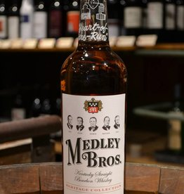 Medley Bros Heritage Collection Kentucky Straight Bourbon Whiskey