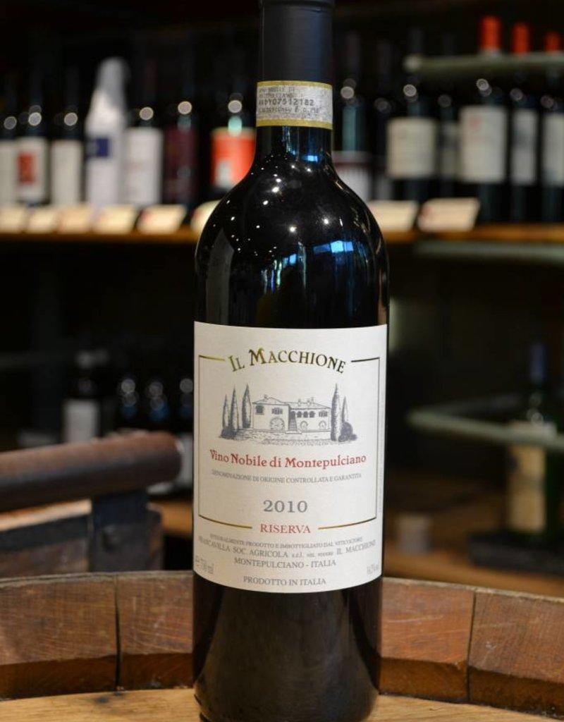 Il Macchione Vino Nobile di Montepulciano Riserva 2010