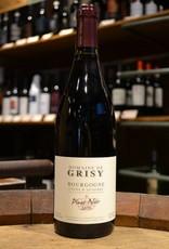 Domaine de Grisy Cotes D'Auxerre Pinot Noir 2016