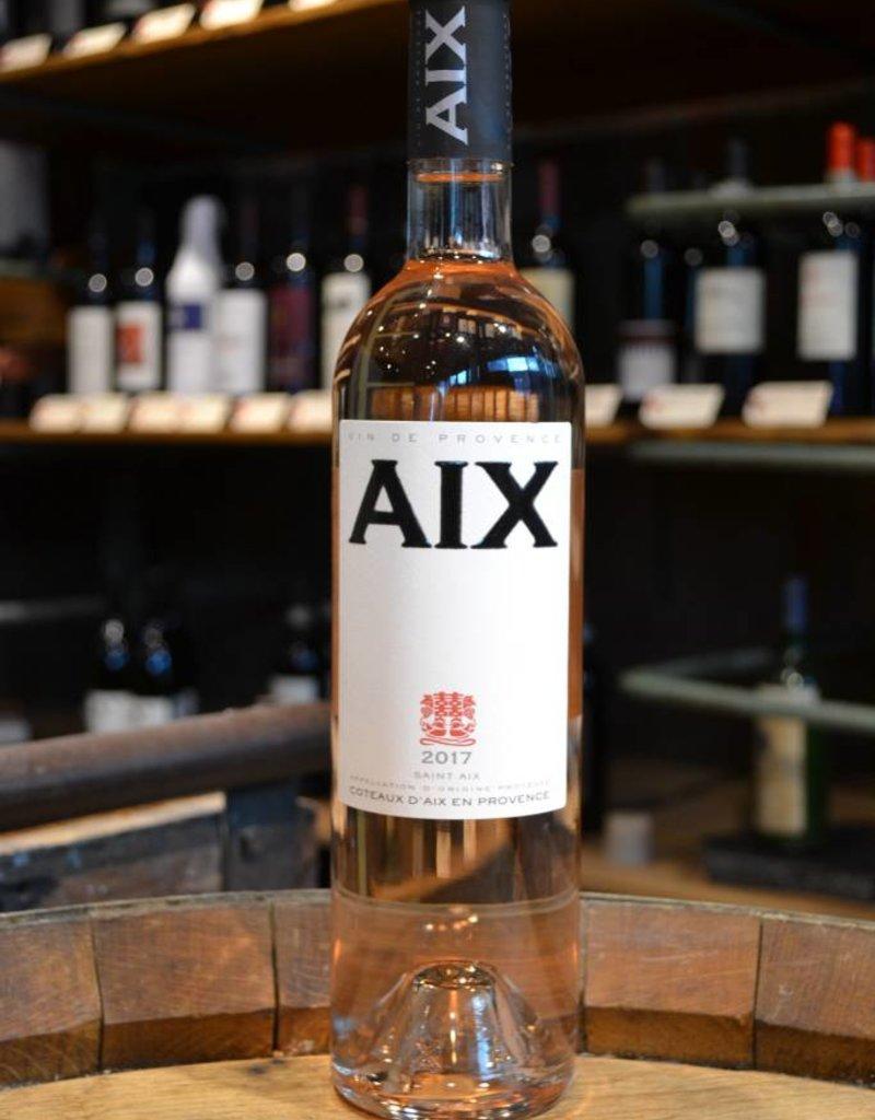 Aix Coteaux D'Aix En Provence Rose 2017