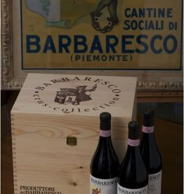 Produttori del Barbaresco Cru Collection Box