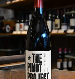 The Pinot Project Pinot Noir 2016
