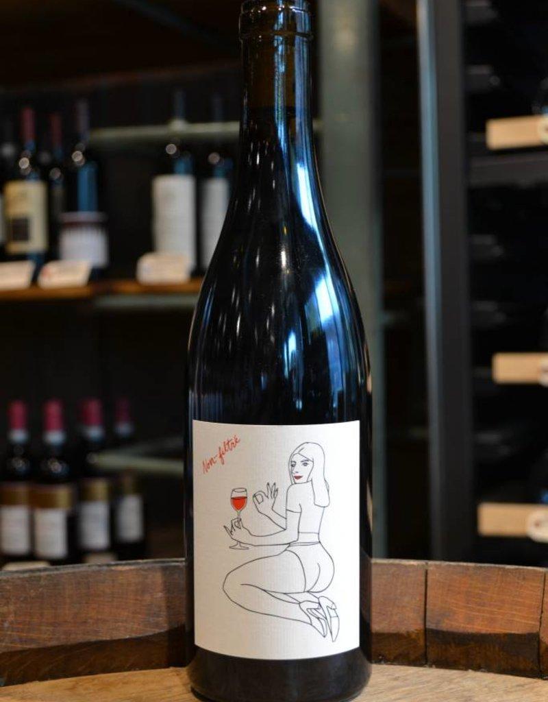 LAS JARAS Las Jaras Carignan Old Vines Mendocino 2016