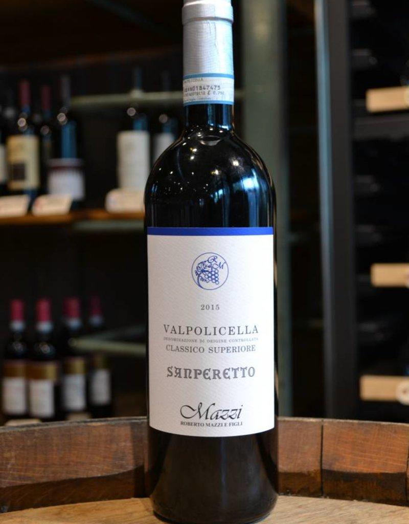 Mazzi Valpolicella Classico Superiore Sanperetto 2015