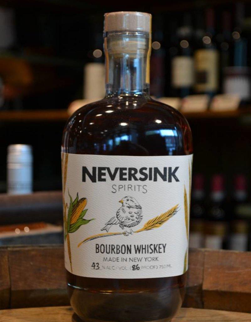Neversink Bourbon Whiskey