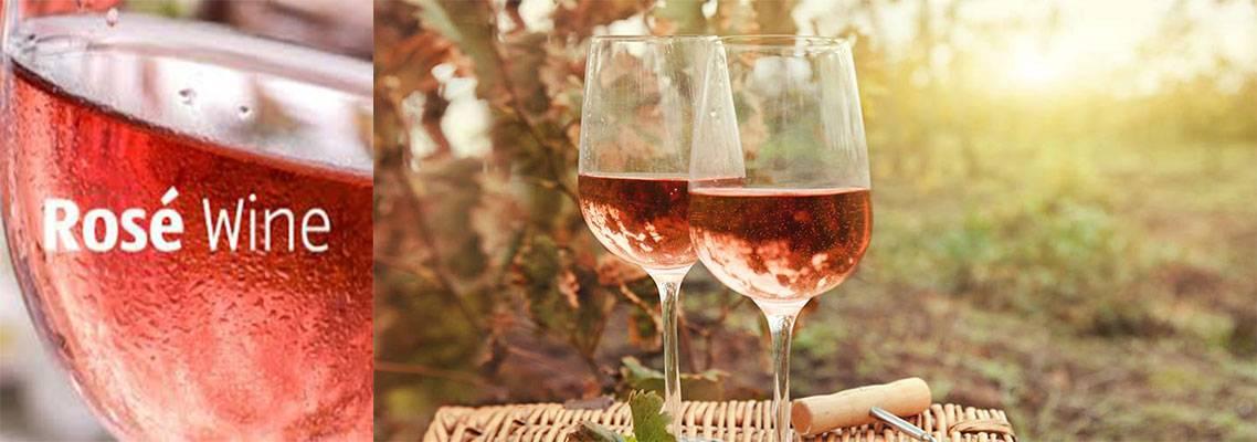 Rosé Wine Selections