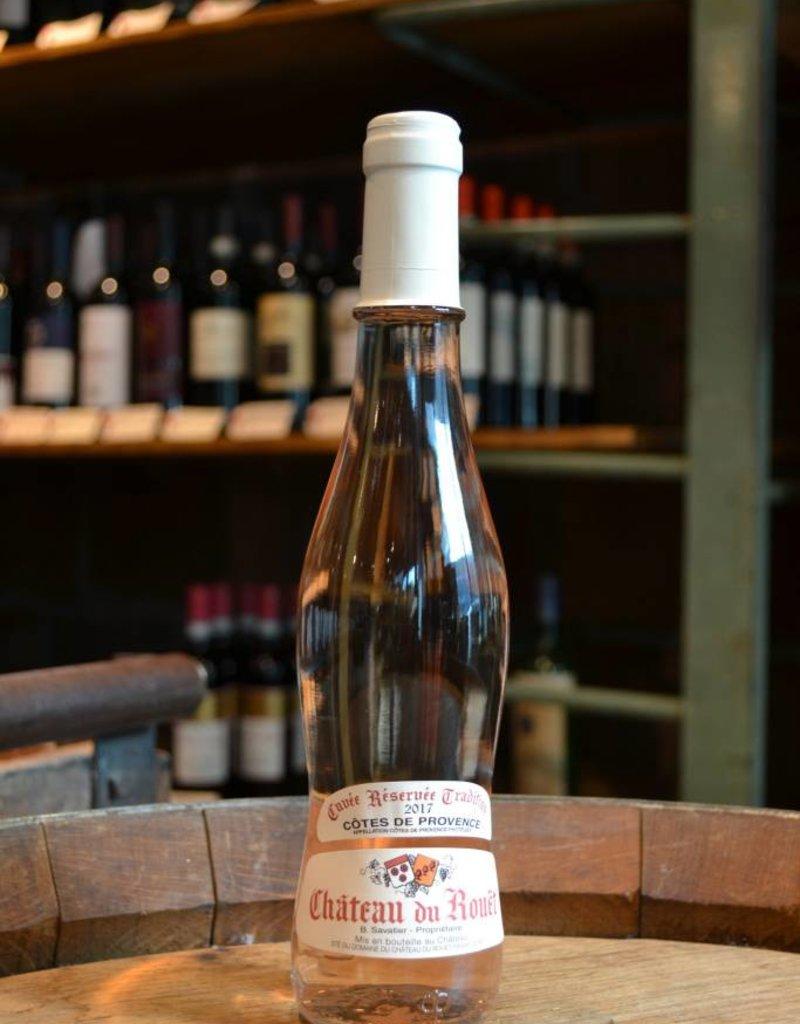 Château du Rouët Côtes de Provence Rosé Reservée 2017 375 mL