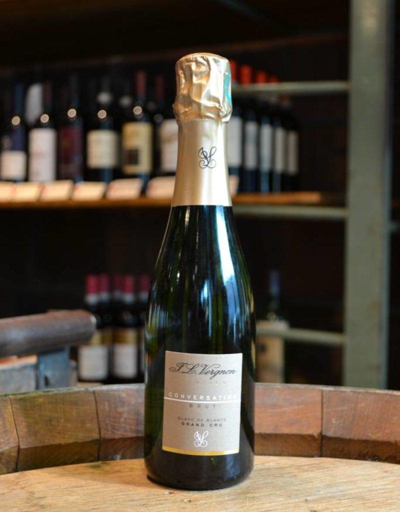 J.L. Vergnon Champagne Brut Grand Cru Conversation Blanc de Blancs 375 mL