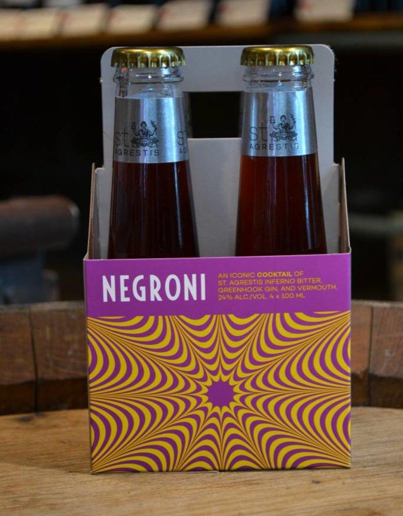 St Agrestis Negroni 4 pack