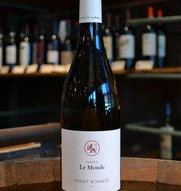 Le Monde Pinot Bianco 2016