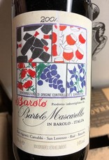 Bartolo Mascarello Barolo Painted Label 2001