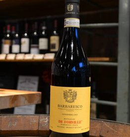 De Forville Barbaresco 2015