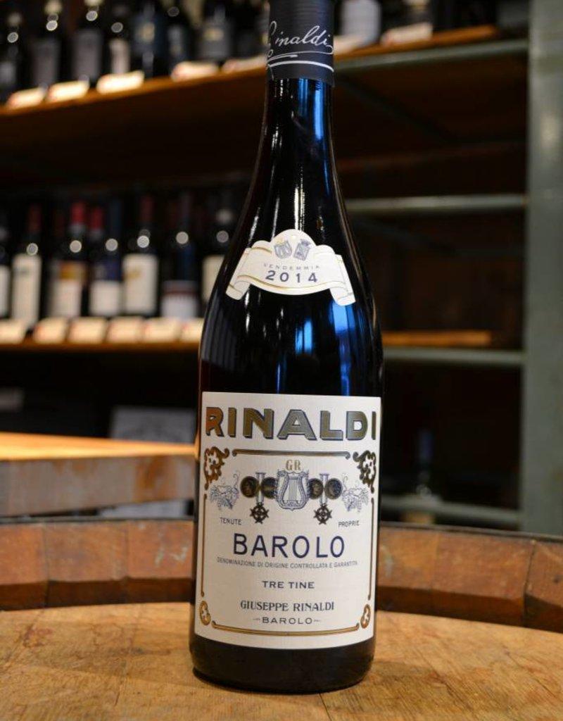 Giuseppe Rinaldi Giuseppe Rinaldi Barolo Tre Tine 2014