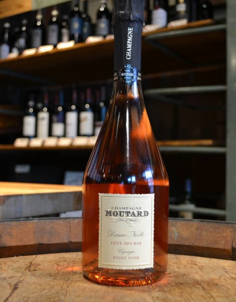 Moutard Pere & Fils Champagne Dame Nesle Rose