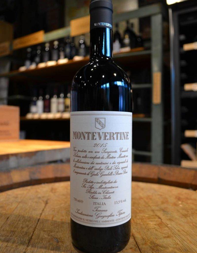 MONTEVERTINE Montevertine Rosso Di Toscana 2015
