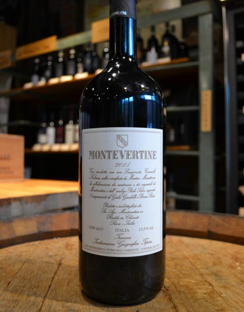 MONTEVERTINE Montevertine Rosso Di Toscana 2015 MAGNUM