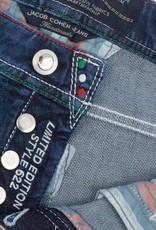 Handmade Jacob Cohen Limited Edition Jeans, Medium Wash