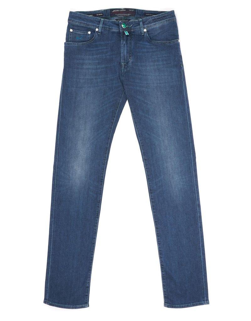 Handmade Jacob Cohen Jeans, Light Wash