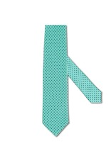 Green w/Navy Micro Grid Tie