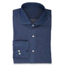Handmade denim shirt