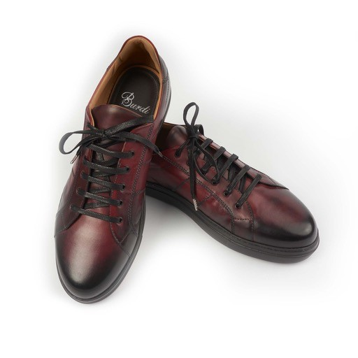 Dress Leather Sneakers